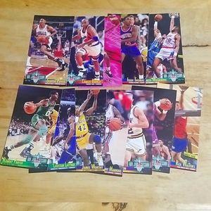 93'-94' Fleer Basketball NBA Jam Session-150 cards